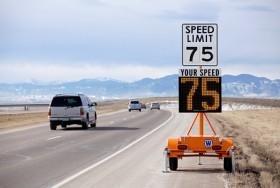 Cómo funcionan los radares de tráfico