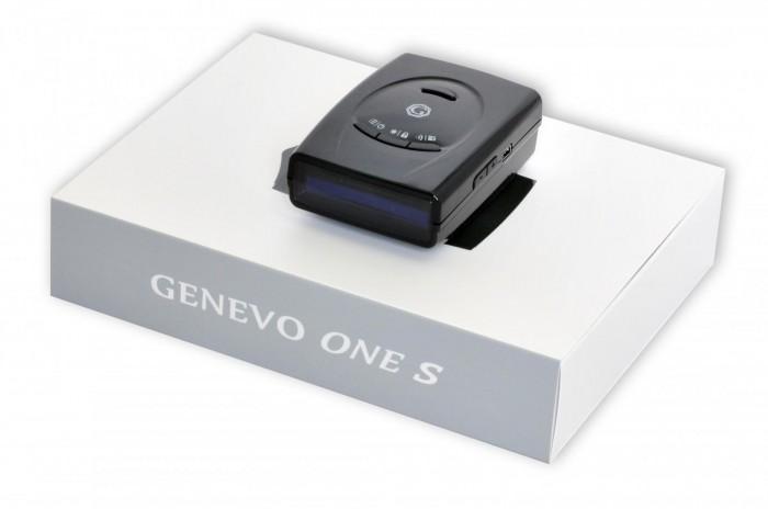 Genevo One S - Black Edition