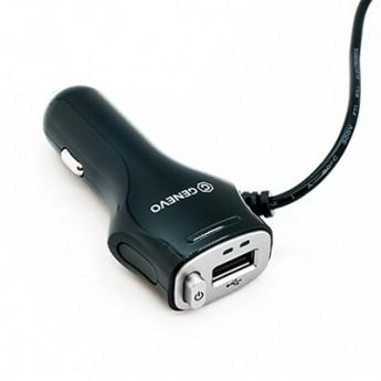 Netzkabel für Zigarettenanzünder mit USB für Genevo One