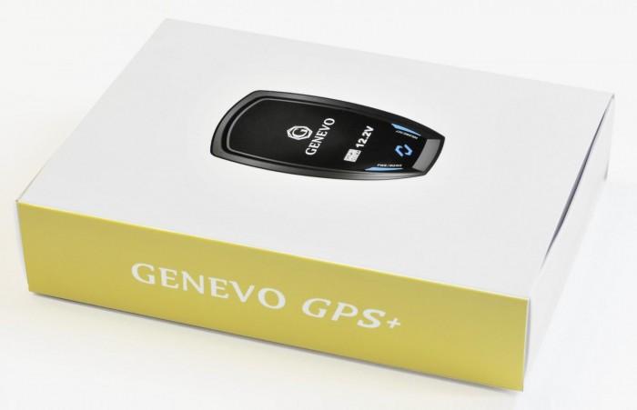 Genevo GPS+